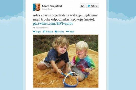 Adaś i Jaruś
