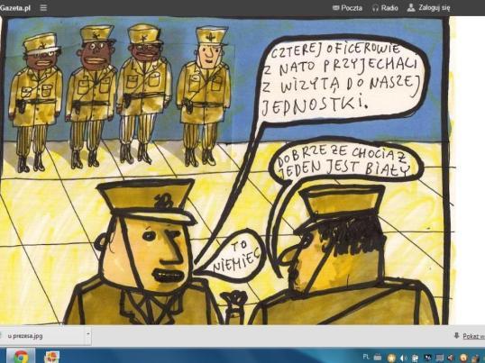 NATO z Raczkowskiego
