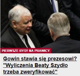 GowinStawiaSię