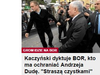 KaczyńskiDyktujeBOR