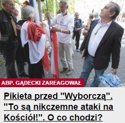pikietaPrzedWyborczą