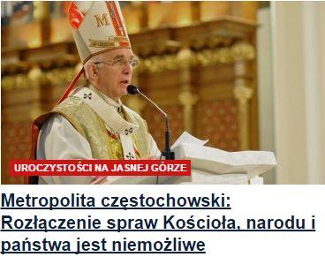 metropolitaCzęstochowski