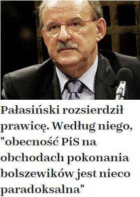 pałasińskiRozsierdził