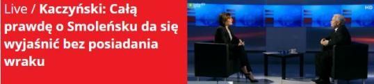 kaczyńskiCałą