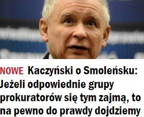 kaczyńskiOsmoleńsku