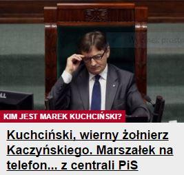 kuchcińskiWierny
