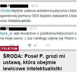 posełPGrozi
