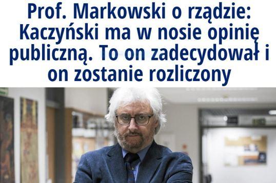 profMarkowskiOrządzie