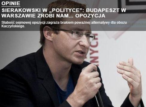 sierakowskiWpolityce