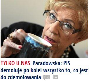 paradowskaPiS