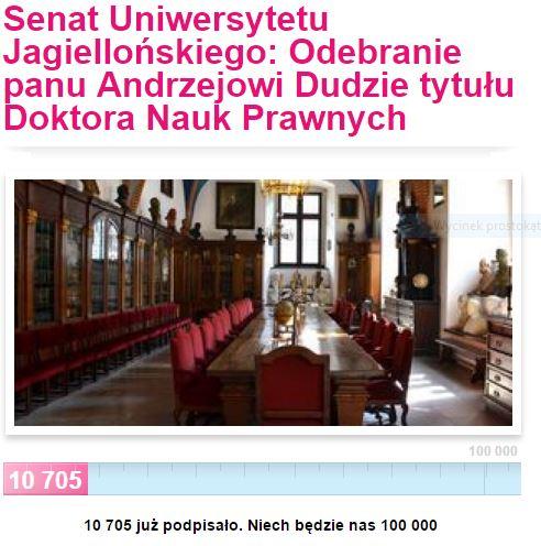 senat UJ