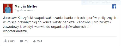 jarosławKaczyńskiWezwał