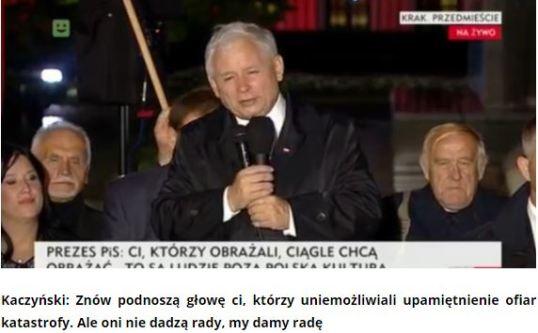 kaczyńskiZnów