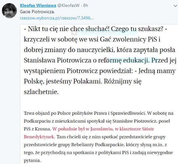 Kaczyński Taki Mały Firerek Z Nad Wisły Hairwald
