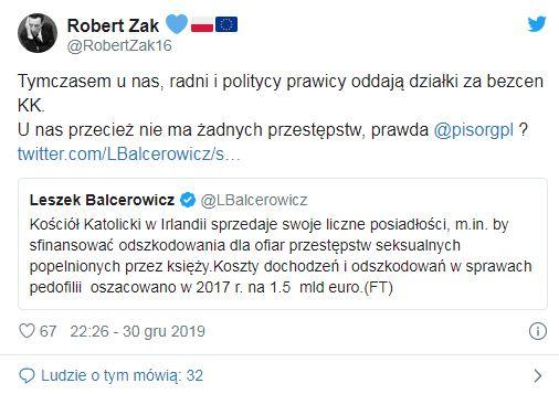 Leszek Balcerowicz Hairwald